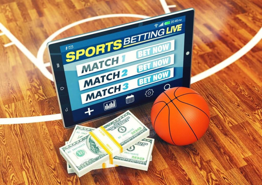 Steps to follow while betting online in Basketball